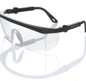 Gafa universal ocular claro anti-vaho