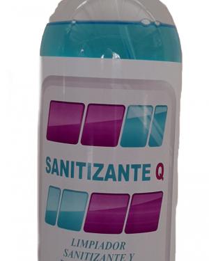 Sanitizante a base de amonio cuaternario